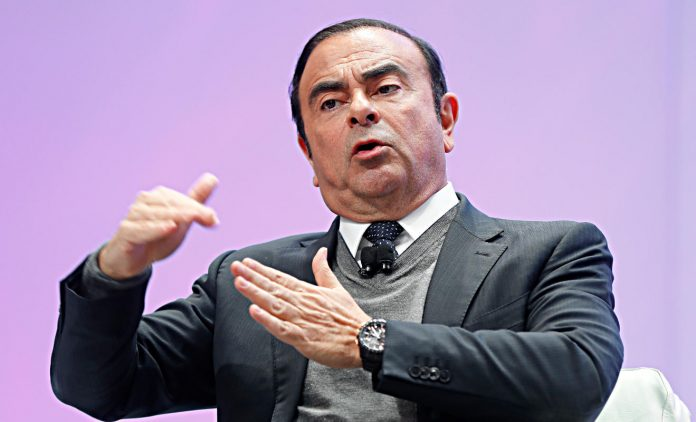 Carlos Ghosn. Foto: dpa