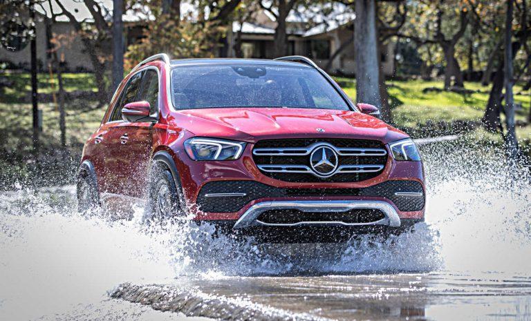 Mercedes GLE: Er kann, was andere gern könnten