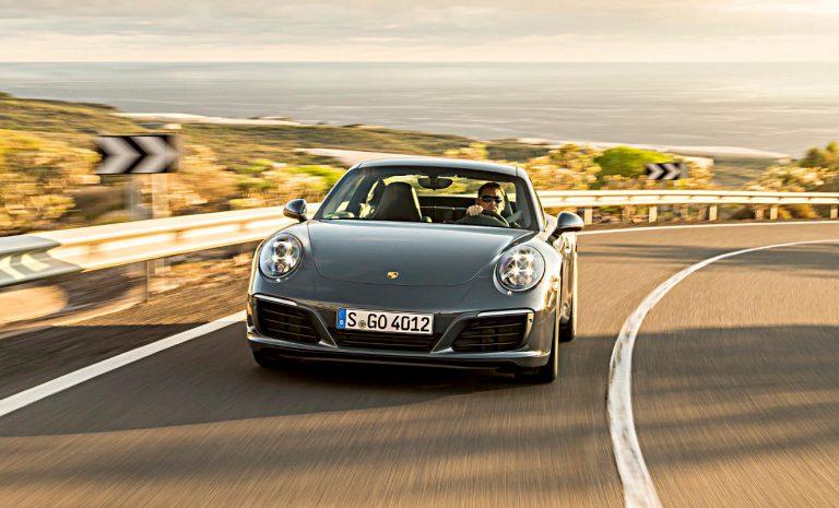 Porsche 911 großer Gewinner im TÜV-Report