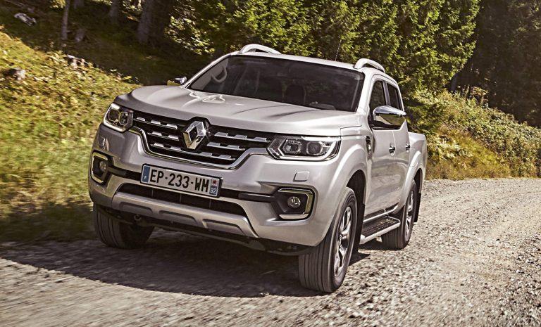 Renault Alaskan: Kernige SUV-Alternative