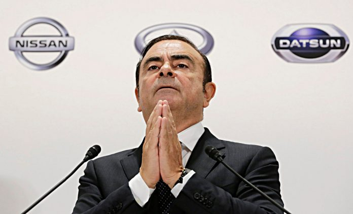Carlos Ghosn. Foto: dpa