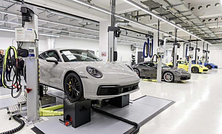 Porsche 911: Ein Auto als Gesamtkunstwerk
