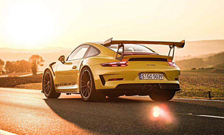Porsche GT3 RS: Wenn die Eifel erwacht