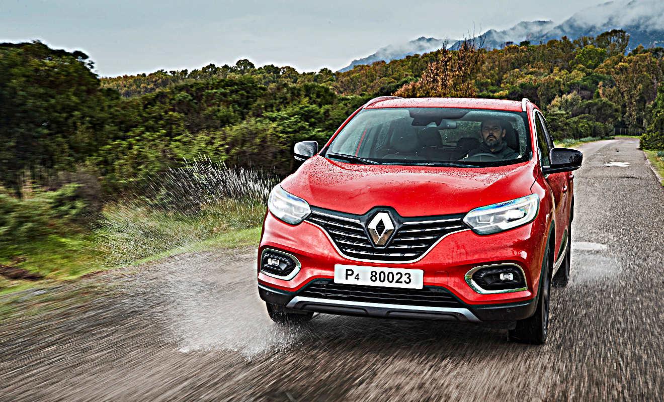 Renault Kadjar Mit Der Kraft Neuer Motoren Autogazettede