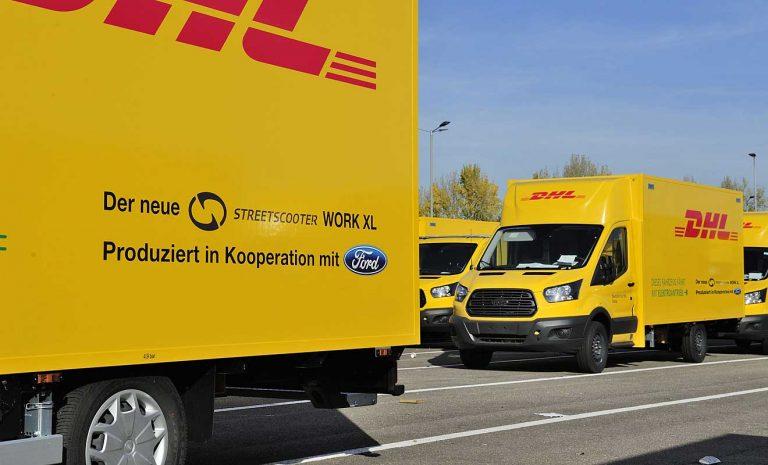 Online-Handel: Lieferdienste werden elektrisch