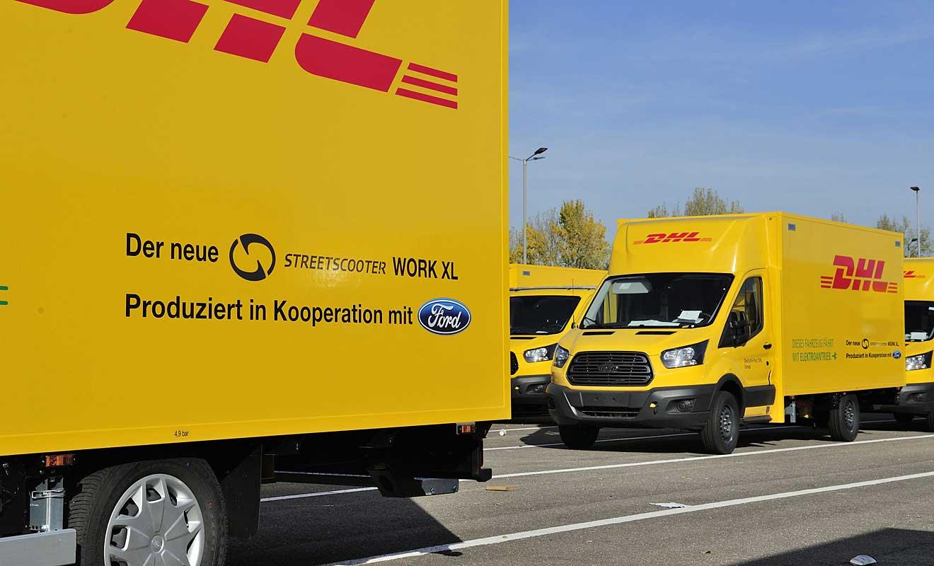 Post darf E-Transporter in Großserie bauen