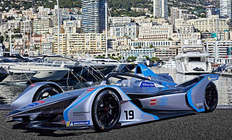 Formel E: ZF entwickelt Antriebsstrang für Venturi