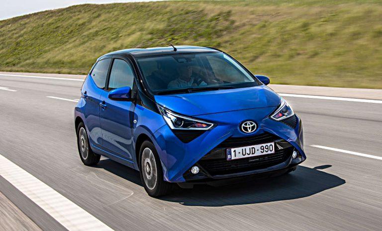 Toyota Aygo: Ein Hauch von Lifestyle