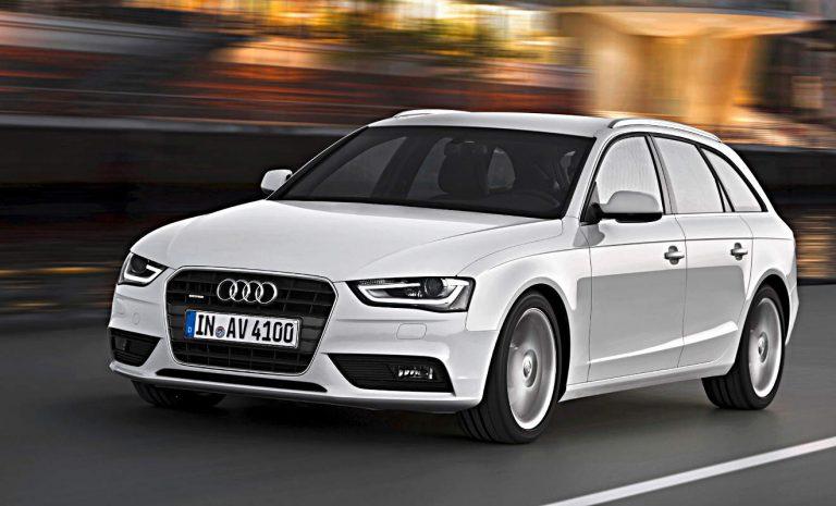 Audi A4 macht auch als Gebrauchtwagen Freude