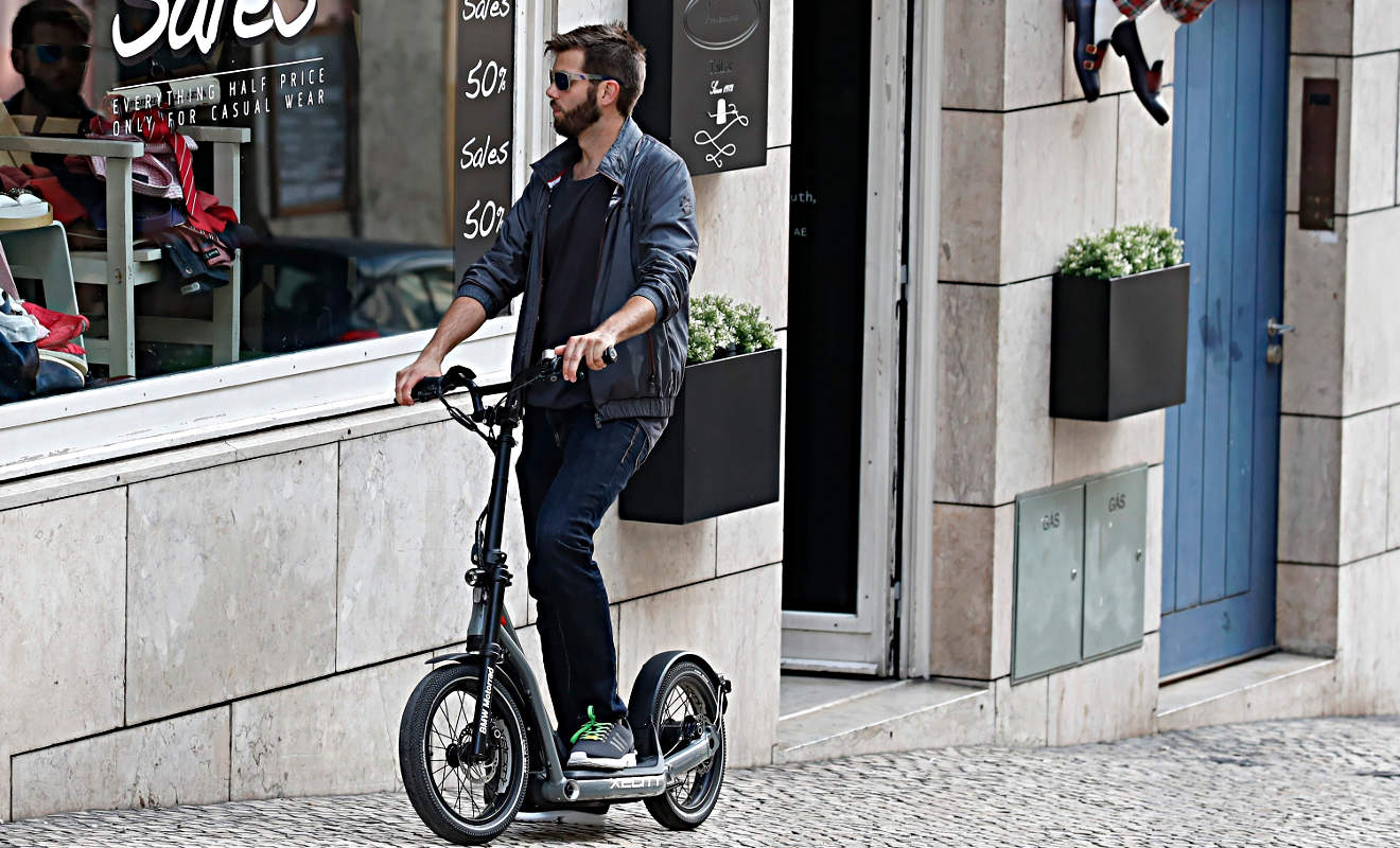 bmw x2 city e kick scooter mit 30 kilometer reichweite. Black Bedroom Furniture Sets. Home Design Ideas