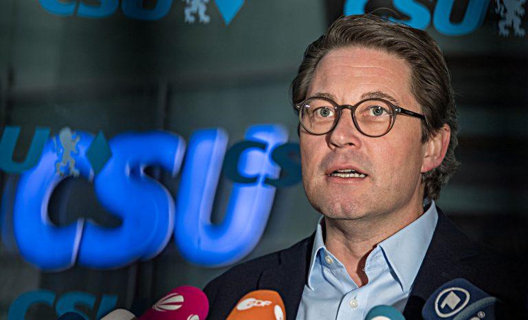 Scheuer: Wir haben nie etwas Illegales zugelassen