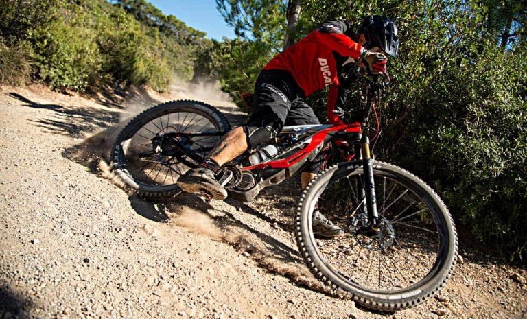 Ducati MIG-RR: Exklusives E-Mountainbike