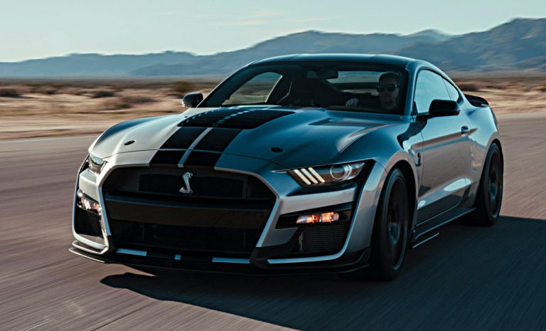 Ford Mustang Shelby GT 500: Muskelspiele mit 700 PS