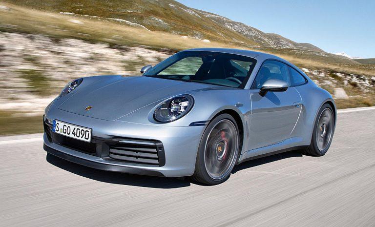 Porsche 911: Neue Leichtigkeit des Fahrens