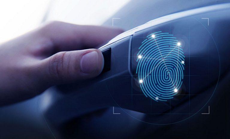 Hyundai öffnet per Fingerabdruck