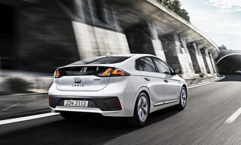 Hyundai frischt Plug-in-Hybrid-Variante vom Ioniq auf