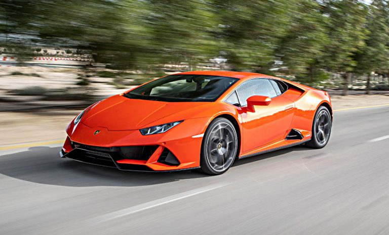 Lamborghini Huracan: Nur das Maximum zählt