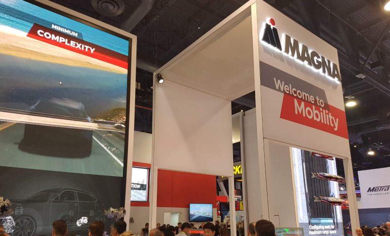 Magna: Neue Mobilität erfordert neue Sitzkonzepte