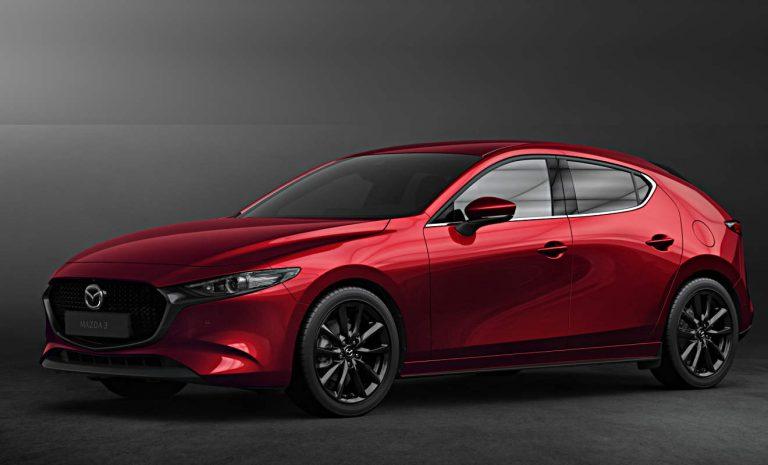 Mazda 3 kommt mit sparsamen Diesotto-Motor
