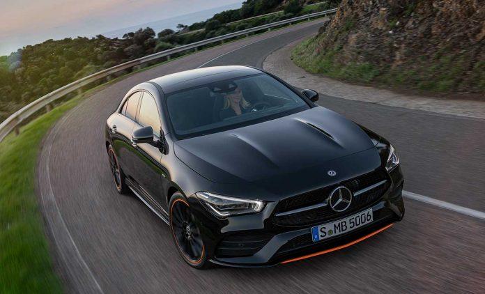 Der neue CLA. Foto: Mercedes