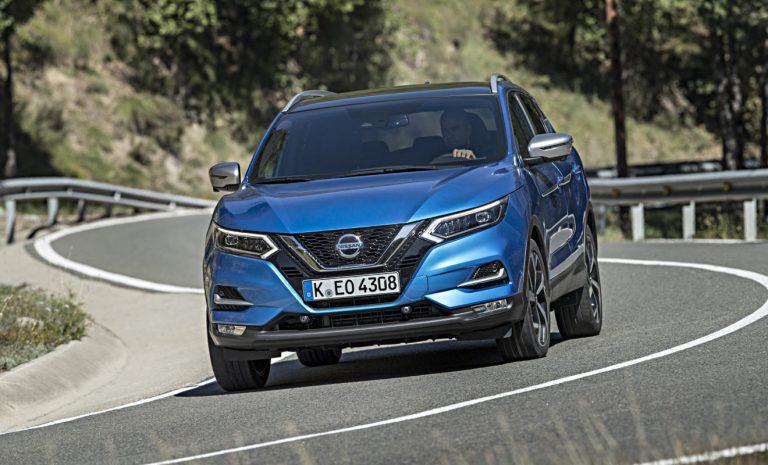 Nissan Qashqai: Sonderkonditionen zum Black Friday