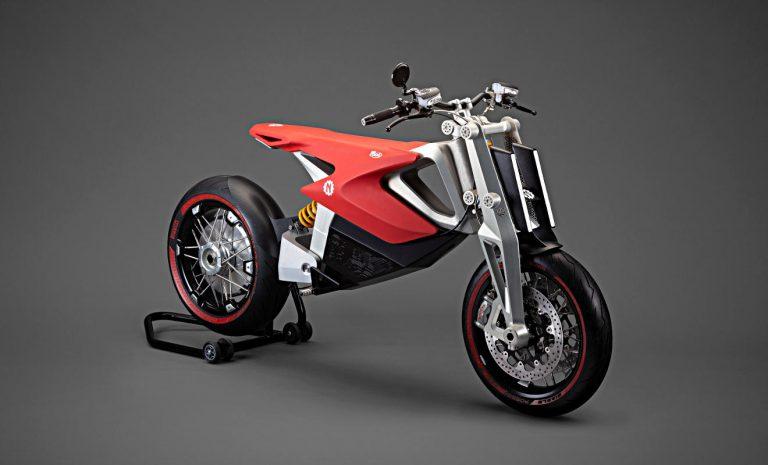 Nito N4: Elektro-Bike im Stil einer Supermoto