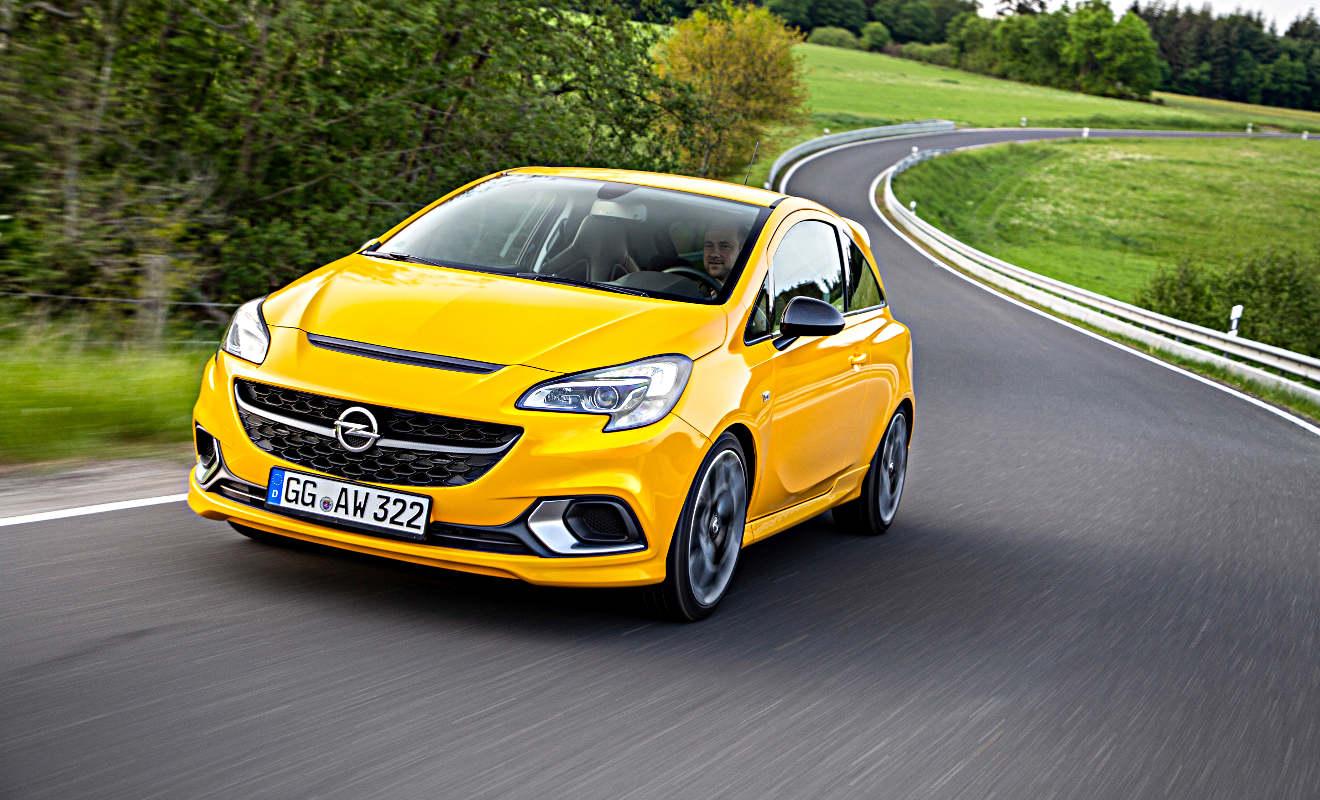 Opel Corsa Gsi Idealer Alltagssportler Autogazette De