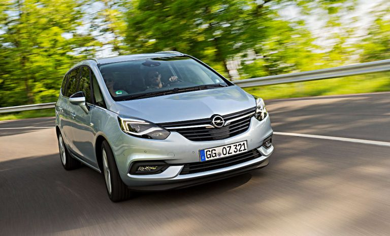 Opel Zafira: Ein zuverlässiger Freund der Familie