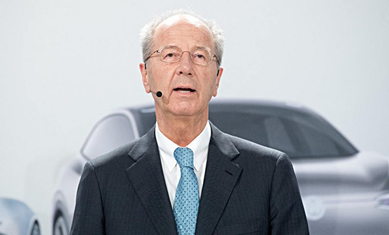 VW-Aufsichtsratschef Pötsch erwartet höhere Autopreise