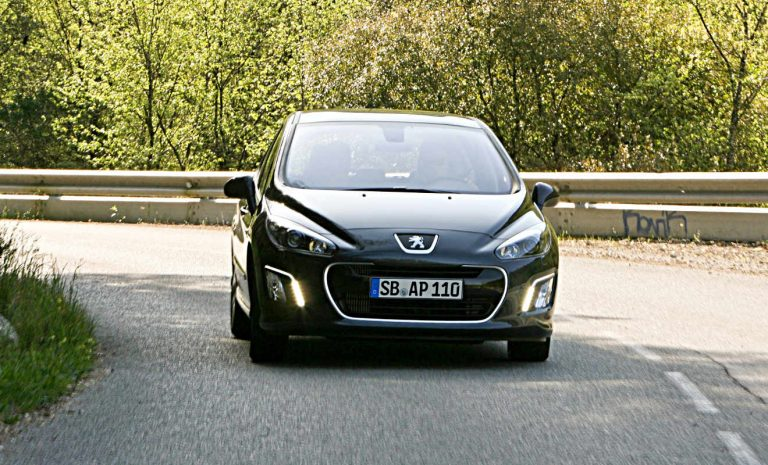 Peugeot 308: Mit Mängeln im TÜV-Report