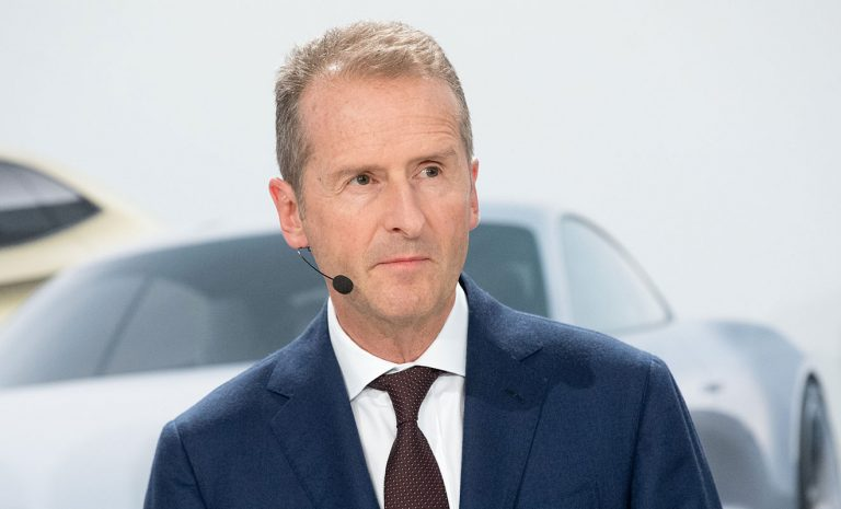 Erneut Spekulationen um Zukunft von VW-Chef Diess