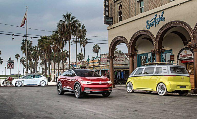 Volkswagen kündigt 70 Elektroautos an