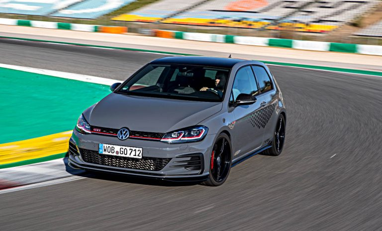 VW Golf GTI TCR: Schärfer geht nicht