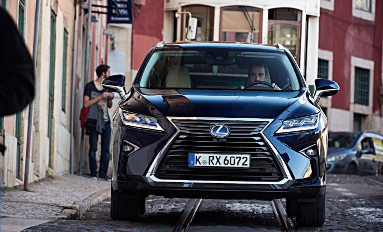 Lexus RX 450h: Hybrid-SUV zum Wohlfühlen