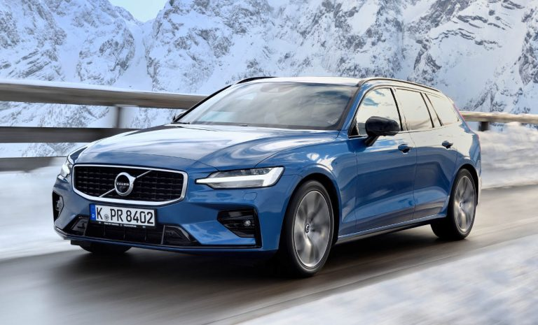 Volvo V60 T6: Kombi für Sportbegeisterte