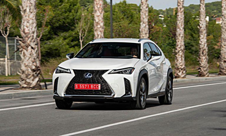 Lexus UX 250h: Ende der Wartezeit