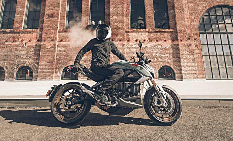 Zero Motorcycles SR/F: Elektrischer Streetfighter