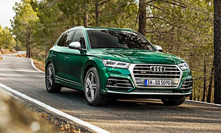 Audi SQ5 kehrt mit neuer Dieselpower zurück