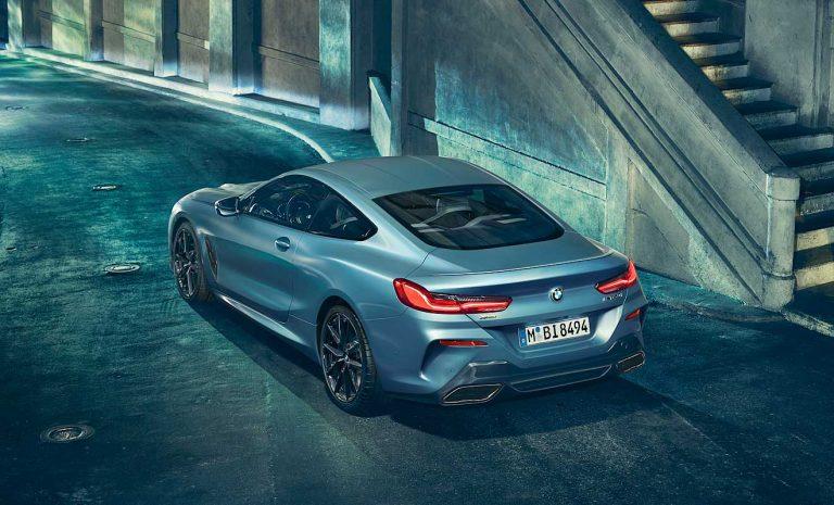 Exklusiver BMW M850i xDrive zum Marktstart