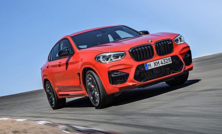 BMW trimmt X3 und X4 auf sportlich