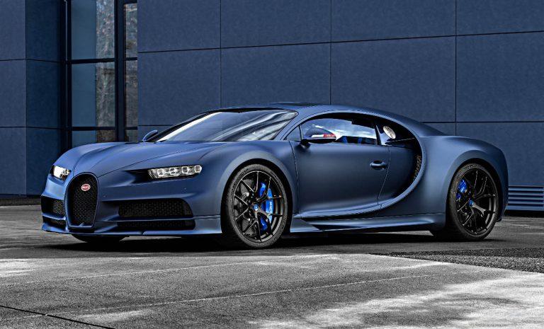 Bugatti Chiron Sport: Limitiertes Editionsmodell