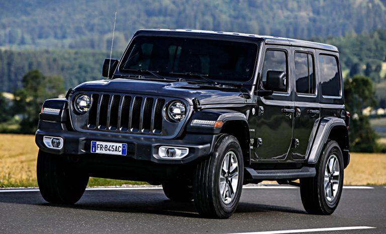 Jeep Wrangler: Gemacht für Dreck und Schlamm