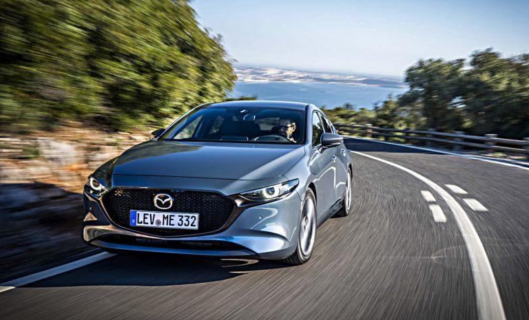 Kompakter Mazda 3: Auffallen garantiert