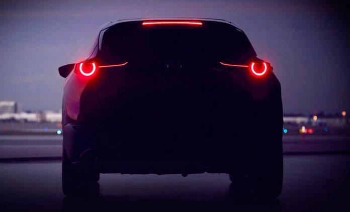 Das neue SUV von Mazda. Foto: Mazda