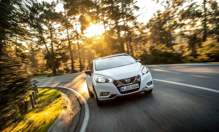 Nissan Micra: Entspannt durch die Stadt