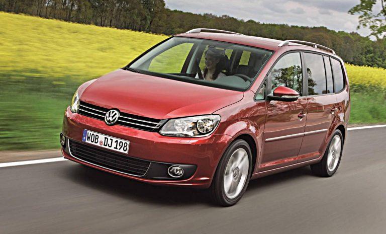 VW Touran: Er hält sich auch als Gebrauchter wacker