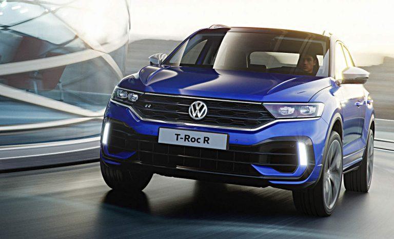 VW T-Roc: SUV kommt als R-Variante