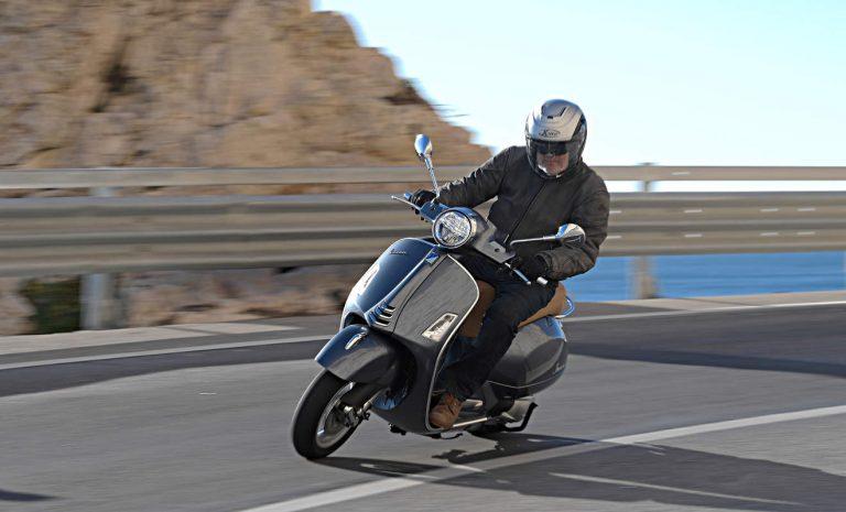 Motorroller: Vespa großer Gewinner auf Zweiradmarkt