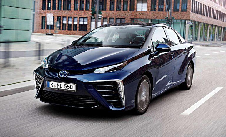 Toyota Mirai: Versprechen für eine saubere Zukunft