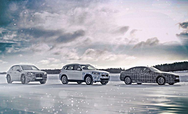 Elektroffensive von BMW startet 2020